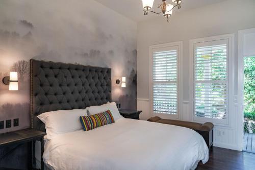 Brannan Cottage Inn - Accommodation - Calistoga