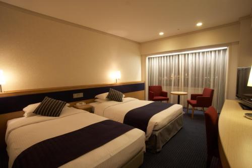 Dai-ichi Hotel Tokyo Seafort photo 11