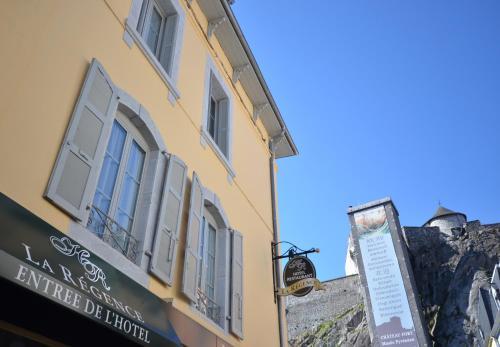 Hôtel Restaurant La Régence - Hôtel - Lourdes