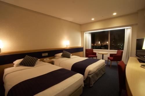 Dai-ichi Hotel Tokyo Seafort photo 12