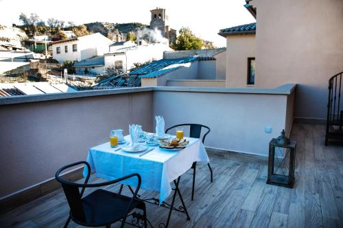 Suite with Terrace Torre Maestre Hotel Rural 16