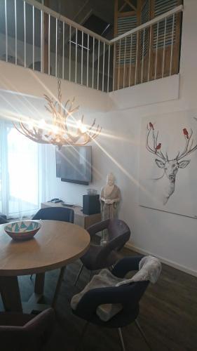 Maurers Schlierseetraum 2 97 qm- Nr 463 Top moderne Galeriewohnung 3 Schlafzimmer hochwertige Ausstattung alles nur nicht 0815 - Apartment - Schliersee