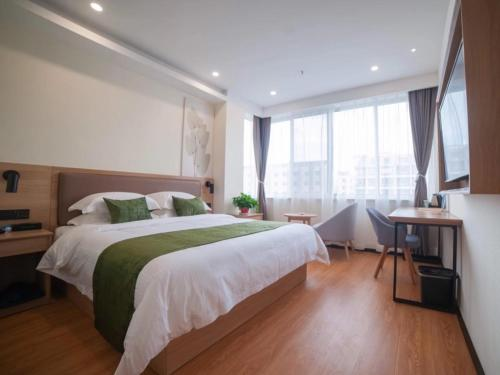 . GreenTree Inn Jiangsu Suzhou Zhangjiagang Daxin Town Pingbei Road Express Hotel