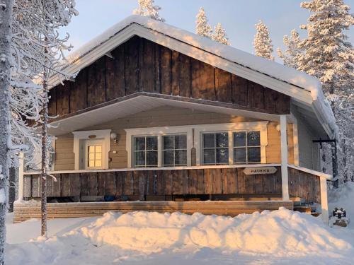 HAUKKA* - Accommodation - Saariselkä