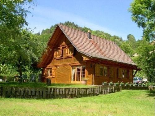 Chalet de 4 chambres a Lalaye avec jardin amenage - Lalaye