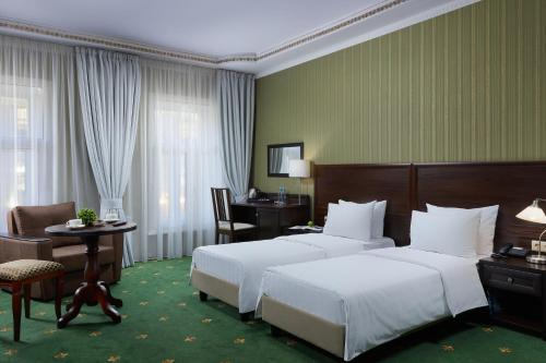 MIRROS Hotel Moscow Kremlin (ex. Veliy) - image 14