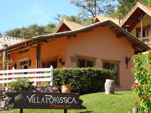 . Pousada Villa Rhústica