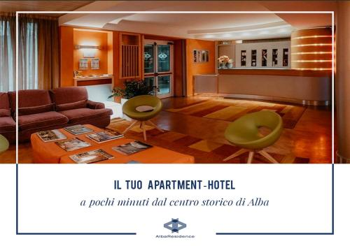AlbaResidence - Accommodation - Alba
