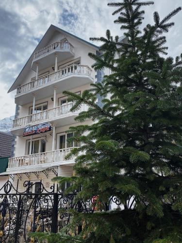 . Hotel Sniezhnaya Korolieva Dombay