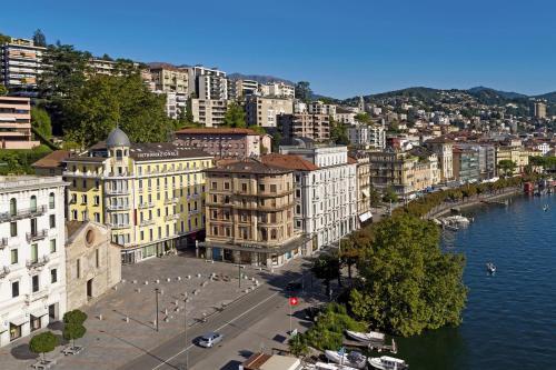 International au Lac Historic Lakeside , Pension in Lugano