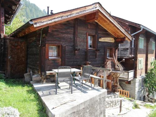. Stylish Chalet in Betten with Private Terrace