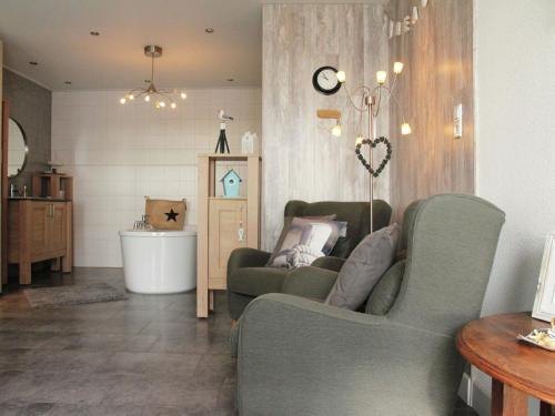 . Charming Apartment in Egmond aan den Hoef near the Sea