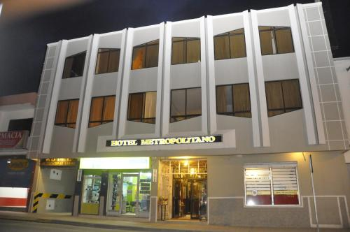 . Hotel Metropolitano