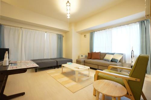 lK Minami 6-jo Residence - Vacation STAY 10029