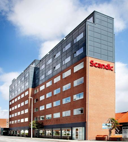 Scandic Olympic, Pension in Esbjerg