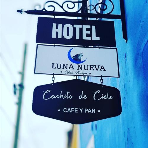 Hotel Hostel Luna Nueva