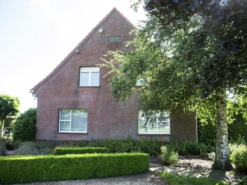 . Cozy Apartment with Garden in Wuustwezel Belgium