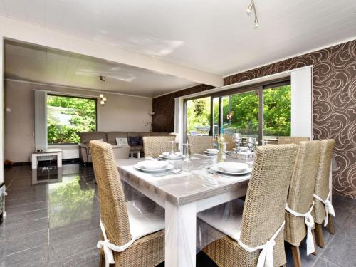 . Modern furnished, comfortable house with large sunny terrace and beautiful view