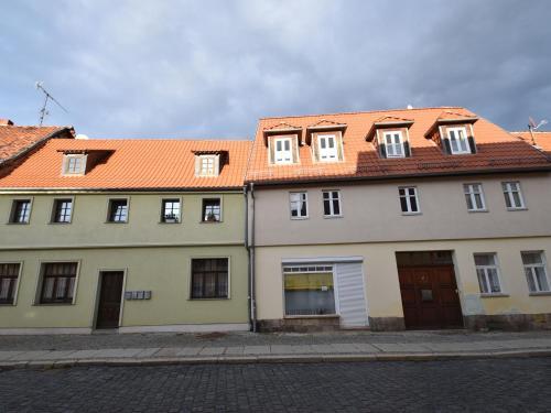. Modern attic apartment in resort town of Ballenstedt am Harz