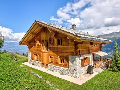 Superb Chalet in Les Collons With Sauna - Thyon les Collons