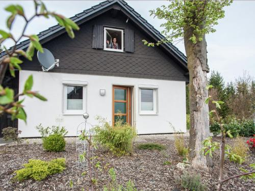 Beautiful Detached holiday home near Winterberg with terrace Winterberg