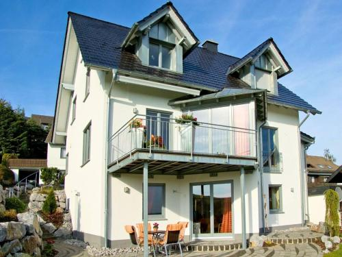 . Charming Apartment near Dudinghausen with terrace