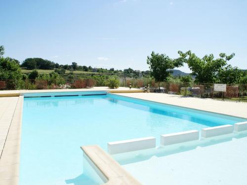 Vintage Holiday Home in Les Vans with Swimming Pool