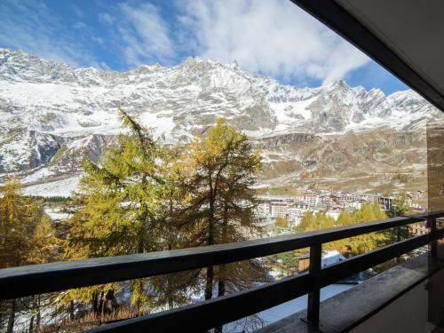Luxury Apartment in Aosta Valley Italy near Ski Area Breuil Cervinia