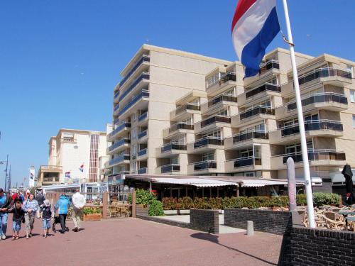 . Luxurious Apartment in Noordwijk near Seabeach