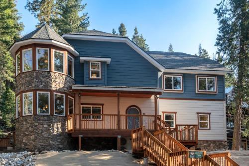 A Blue Sky Lodge - Hotel - Yosemite West