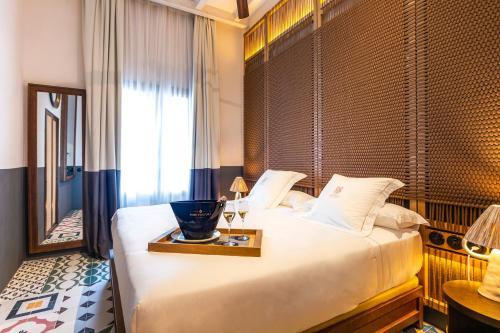 Superior Double Room Hotel La Torre del Canonigo - Small Luxury Hotels 20
