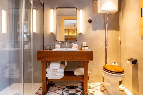 Superior Double Room Hotel La Torre del Canonigo - Small Luxury Hotels 25