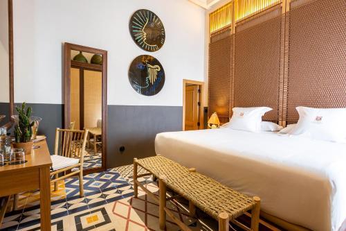 Superior Double Room Hotel La Torre del Canonigo - Small Luxury Hotels 24
