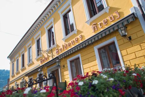 . Hotel-Garni Goldenes Kreuz