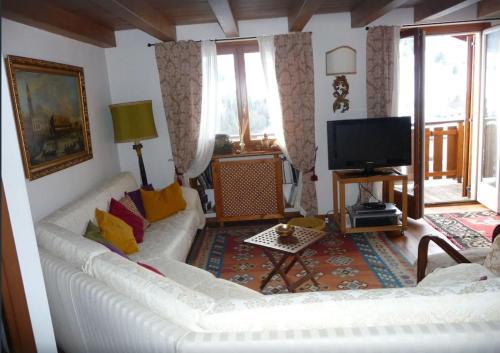 Spazioso Attico Cortina centro - Apartment - Cortina d`Ampezzo