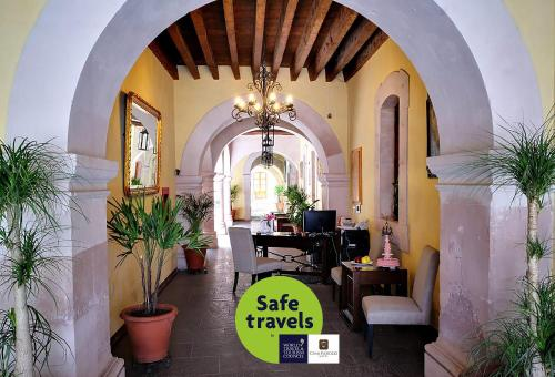 . Hotel Casa Faroles Centro Histórico