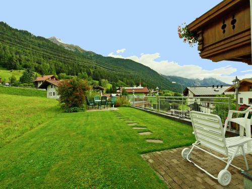 Spacious Apartment in Sankt Anton am Arlberg with Balcony St. Anton am Arlberg