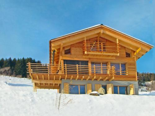 Chalet with Spectacular View of Mountains in Heremence - Thyon les Collons