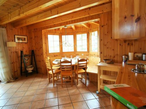 Cozy Chalet on Slopes in Heremence with Sauna - Thyon les Collons