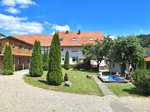 . Holiday farm situated next to the Kellerwald-Edersee national park with a sunbathing lawn