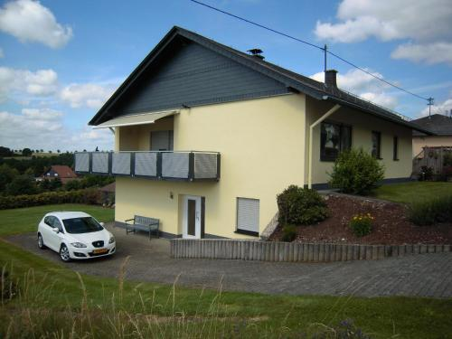 . Cozy Apartment in Morbach, Germany with Garden