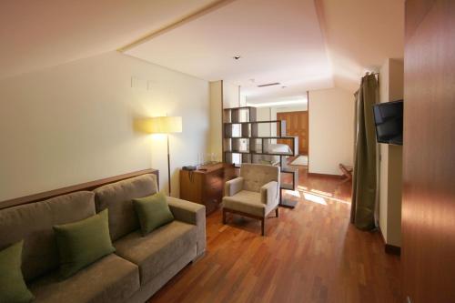 Suite Ático Casa Consistorial 3
