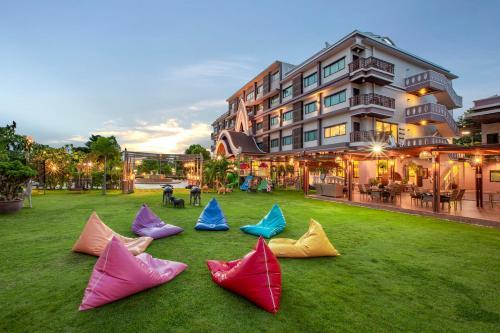 . Phanomrungpuri Hotel Buriram
