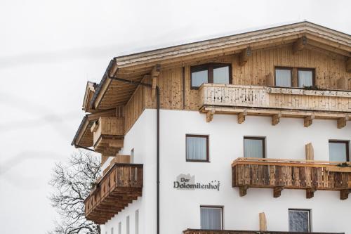 . Der Dolomitenhof - Tristach