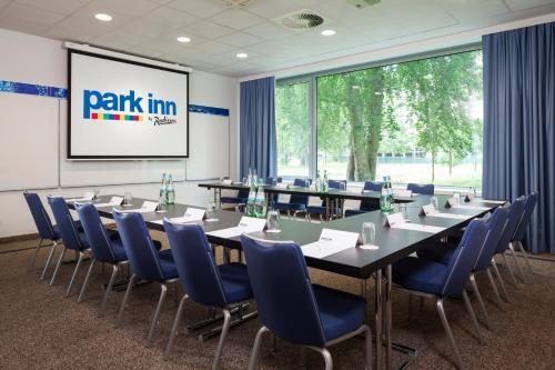 Park Inn by Radisson Frankfurt Airport photo 23