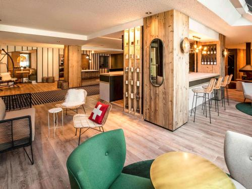 Mercure Chambéry Centre - Hotel - Chambéry