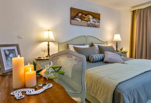 . Agrimia Holiday Apartments