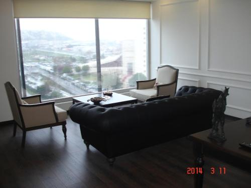 תמונות לחדר North Point Hotel
