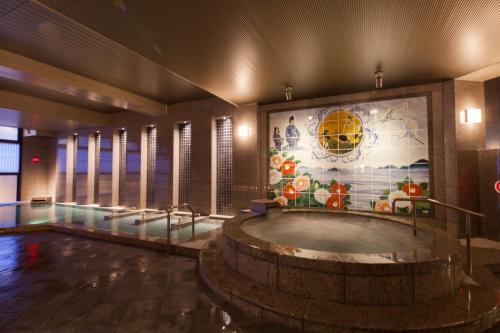 Dogo Prince Hotel - Accommodation - Matsuyama