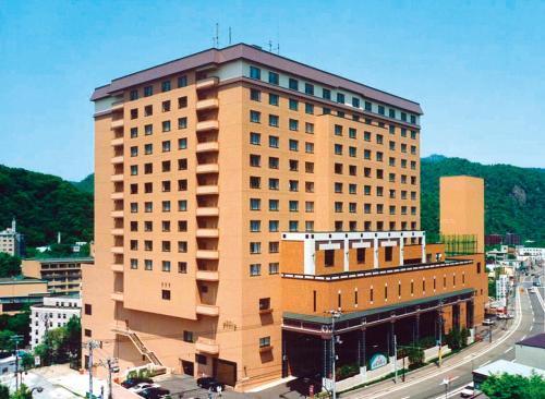 定山溪萬世閣酒店